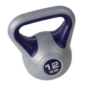 Kettlebell 12kg modrý Rd-fit.sk