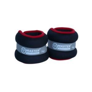 Záťaž na zápästie a nohy 2 x 1 kg Rd-fit.sk